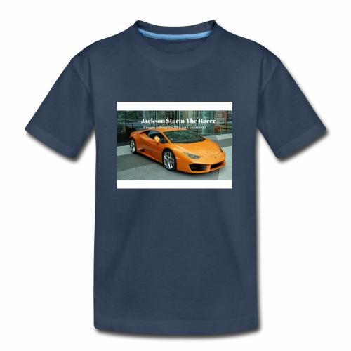 The jackson merch - Kid's Premium Organic T-Shirt