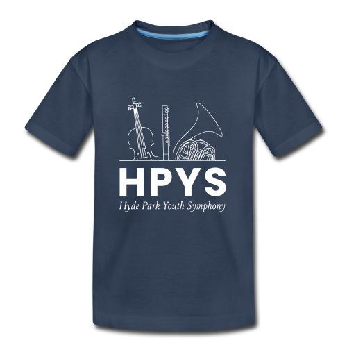 HPYS - Kid's Premium Organic T-Shirt