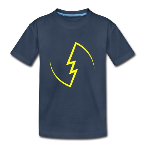 Electric Spark - Kid's Premium Organic T-Shirt