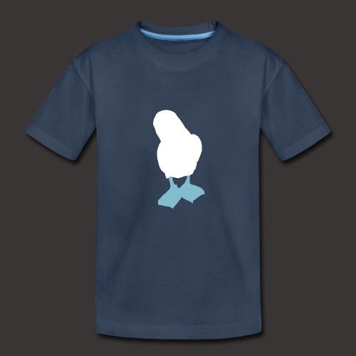 Boobies_Logo_png - Kid's Premium Organic T-Shirt