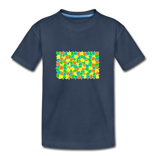 Dynamic movement - Kid's Premium Organic T-Shirt