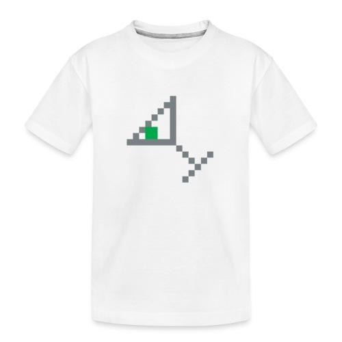 item martini - Kid's Premium Organic T-Shirt