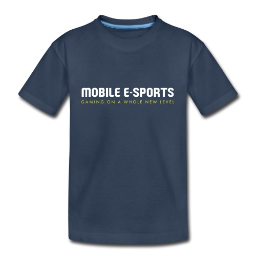 MOBILE E-SPORTS - Kid's Premium Organic T-Shirt