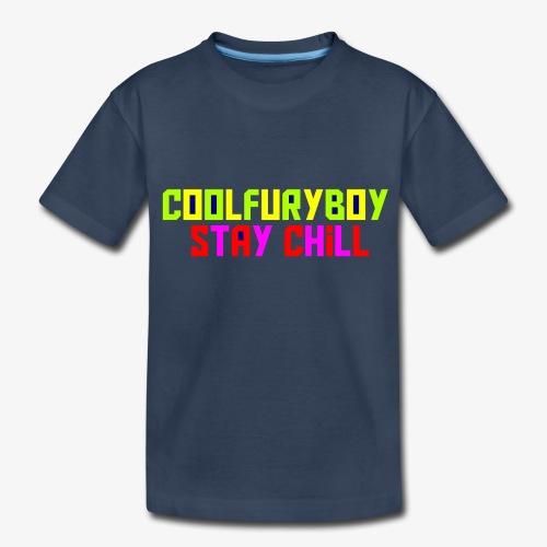 CoolFuryBoy - Kid's Premium Organic T-Shirt