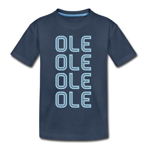 Ole - Kid's Premium Organic T-Shirt