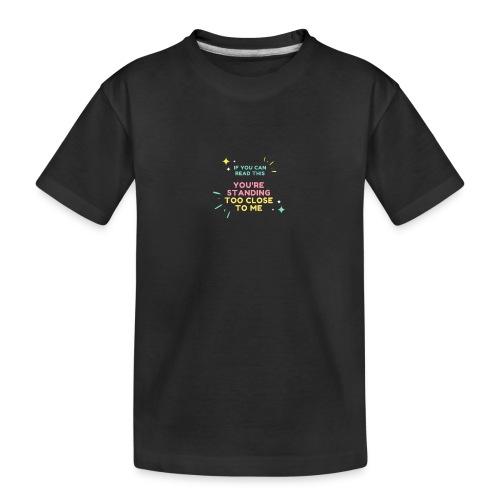 Fight Corona - Kid's Premium Organic T-Shirt
