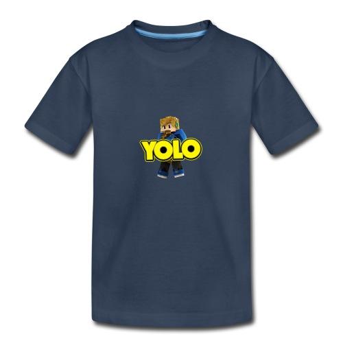 Riverrain123 2 - Kid's Premium Organic T-Shirt