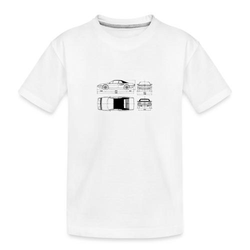 artists rendering - Kid's Premium Organic T-Shirt