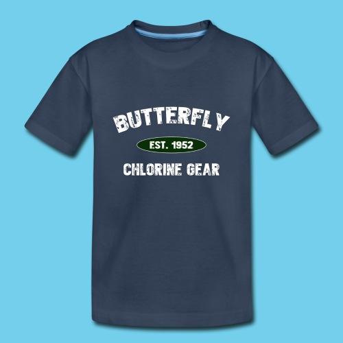Butterfly est 1952-M - Kid's Premium Organic T-Shirt