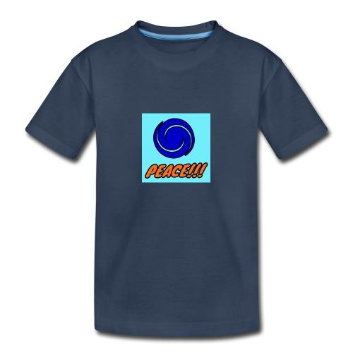 Peace - Kid's Premium Organic T-Shirt
