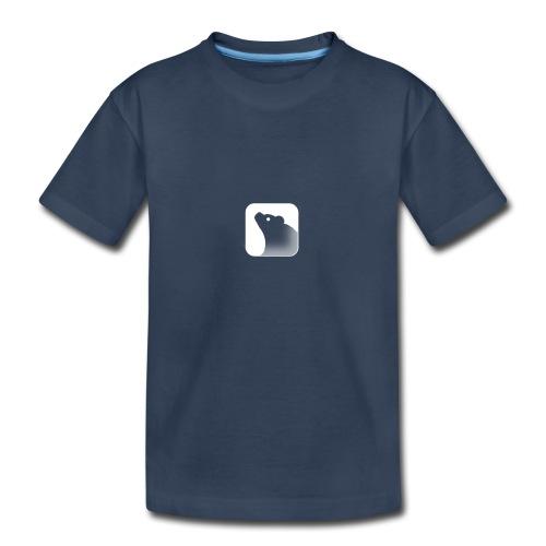 LOGO - Kid's Premium Organic T-Shirt