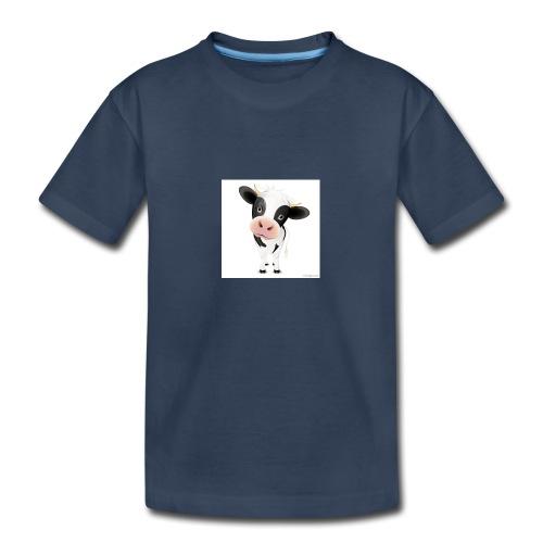 cows - Kid's Premium Organic T-Shirt