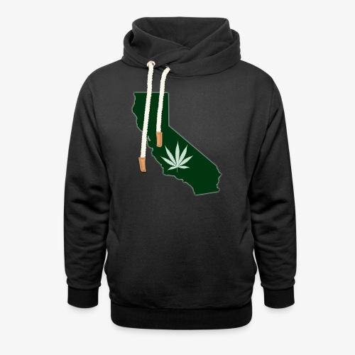 weed - Shawl Collar Hoodie