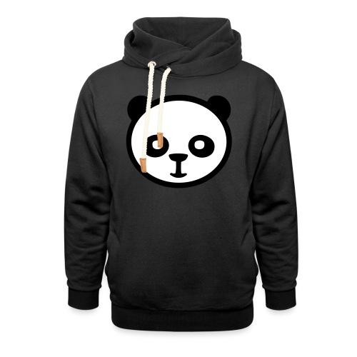 Panda bear, Big panda, Giant panda, Bamboo bear - Unisex Shawl Collar Hoodie