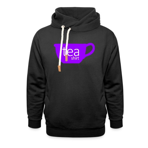 Tea Shirt Simple But Purple - Shawl Collar Hoodie