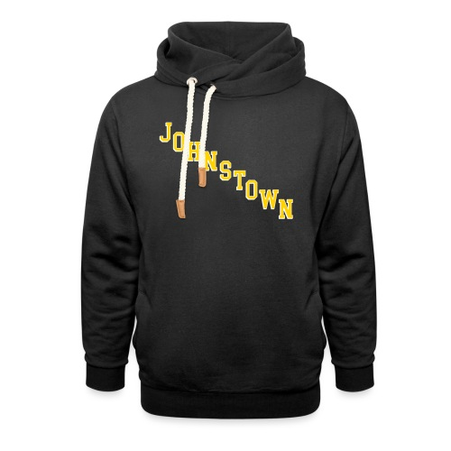 Johnstown Diagonal - Unisex Shawl Collar Hoodie