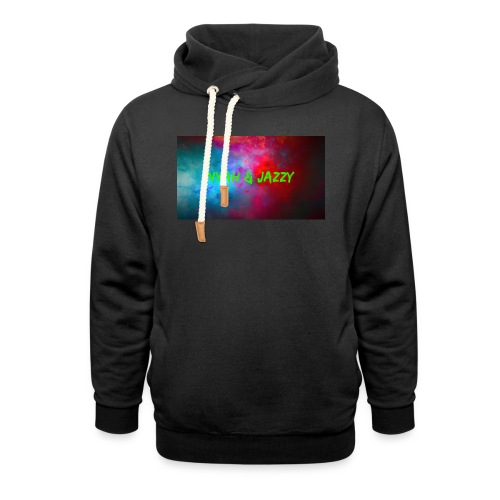 NYAH AND JAZZY - Unisex Shawl Collar Hoodie
