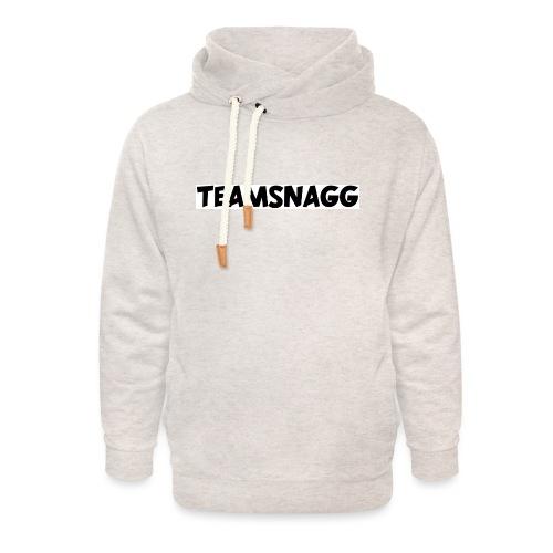 TeamSnagg Logo - Unisex Shawl Collar Hoodie