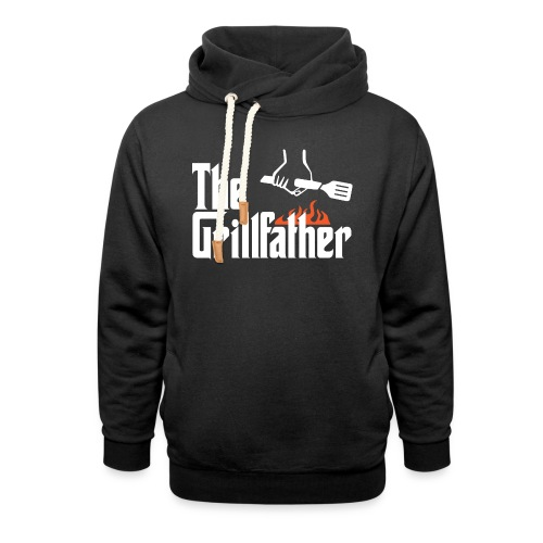 The Grillfather - Shawl Collar Hoodie