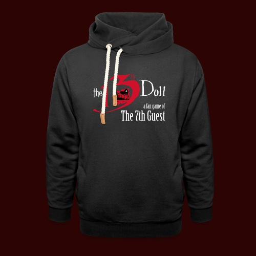 The 13th Doll Logo - Shawl Collar Hoodie