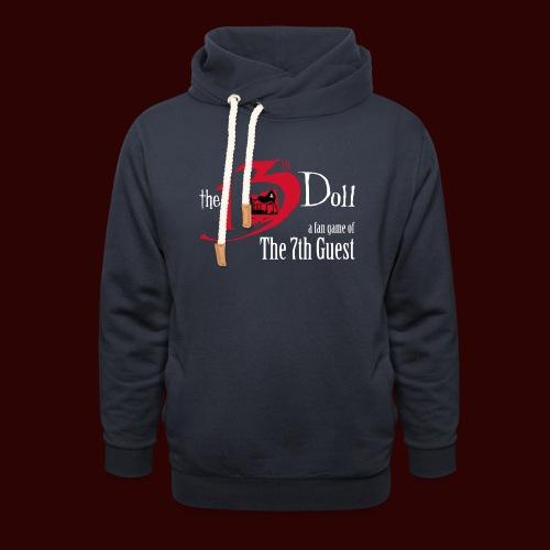 The 13th Doll Logo - Shawl Collar Hoodie