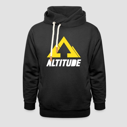 Empire Collection - Yellow - Unisex Shawl Collar Hoodie