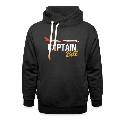 Captain Bill Avaition products - Unisex Shawl Collar Hoodie
