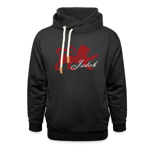 The Lion of Judah - Shawl Collar Hoodie