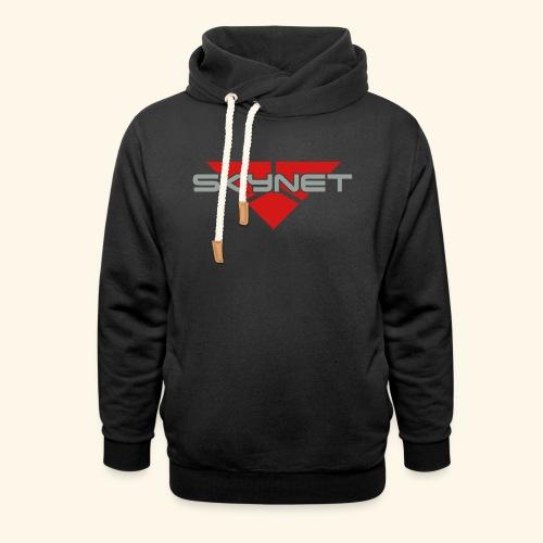 Skynet - Unisex Shawl Collar Hoodie
