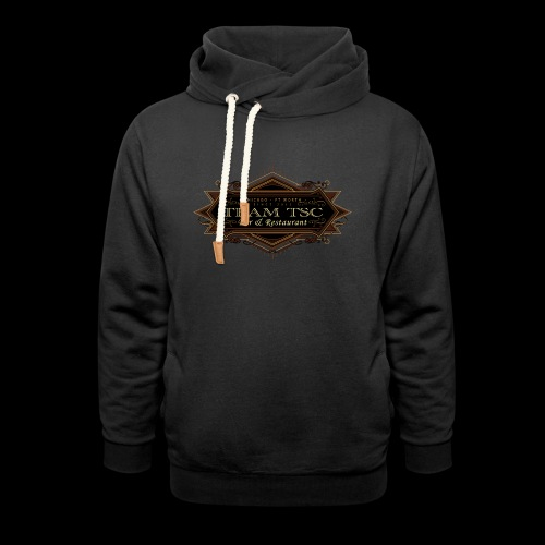 teamTSC badge03 Bar - Shawl Collar Hoodie