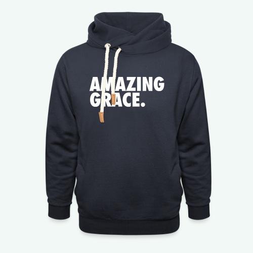 AMAZING GRACE - Unisex Shawl Collar Hoodie
