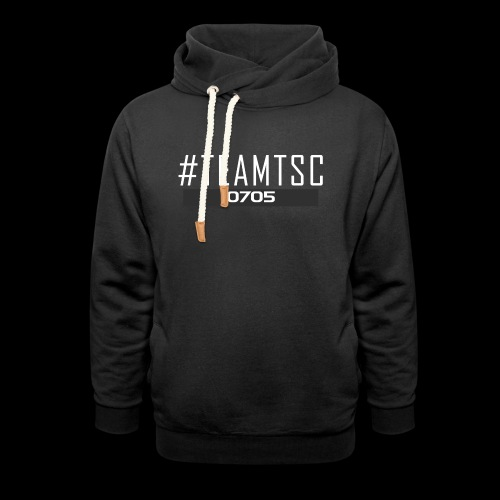 TeamTSC 01b - Unisex Shawl Collar Hoodie