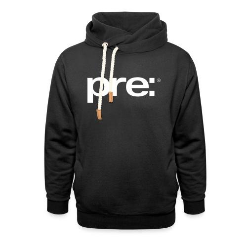 pre: range of clothing - Unisex Shawl Collar Hoodie