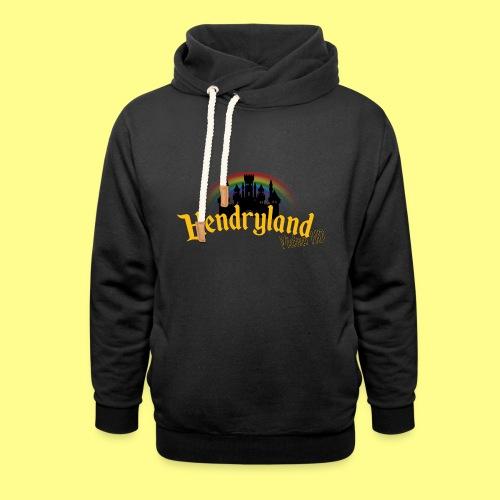 HENDRYLAND logo Merch - Unisex Shawl Collar Hoodie