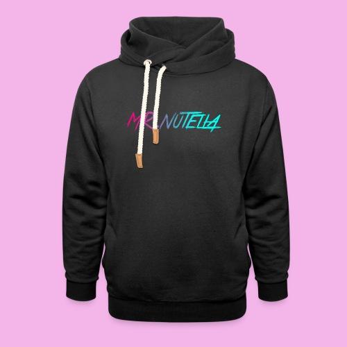 MR.nutella merch - Shawl Collar Hoodie