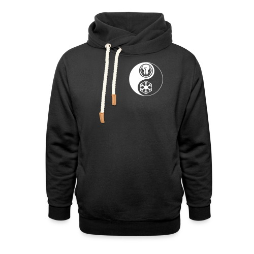 Star Wars SWTOR Yin Yang 1-Color Light - Unisex Shawl Collar Hoodie
