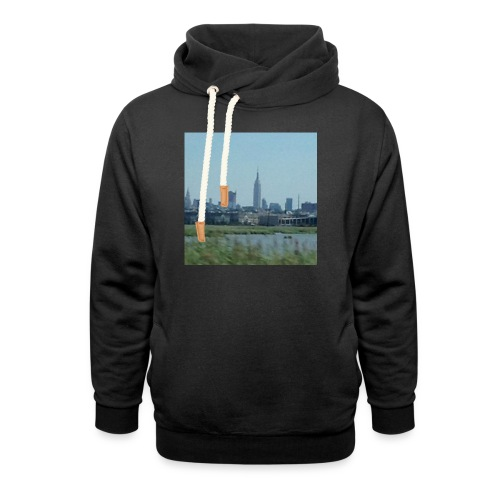 New York - Unisex Shawl Collar Hoodie