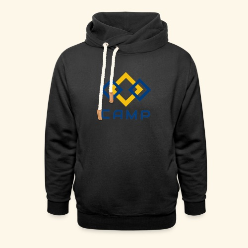 CAMP LOGO and products - Unisex Shawl Collar Hoodie