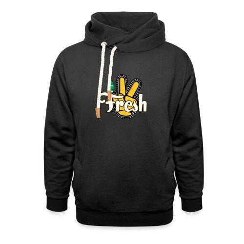 2Fresh - Shawl Collar Hoodie