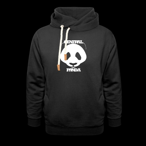 Central Panda - Shawl Collar Hoodie