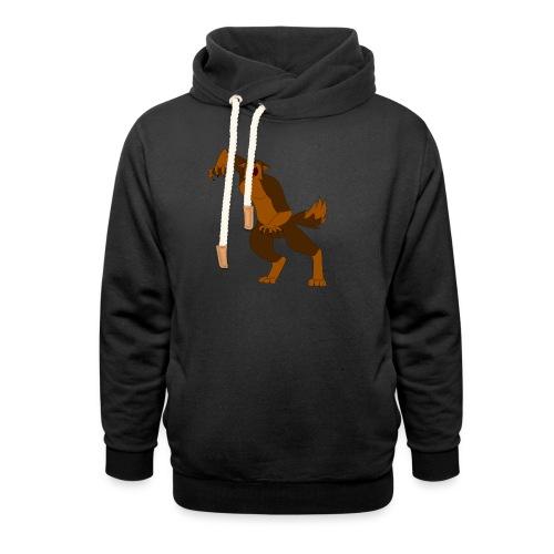 Werewolf Kiba - Shawl Collar Hoodie