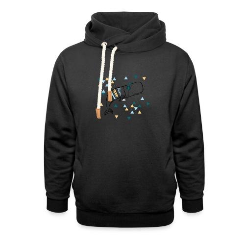 Music Whale - Shawl Collar Hoodie