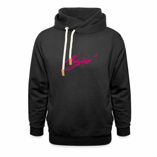 NSJAE Lovin Pink - Shawl Collar Hoodie
