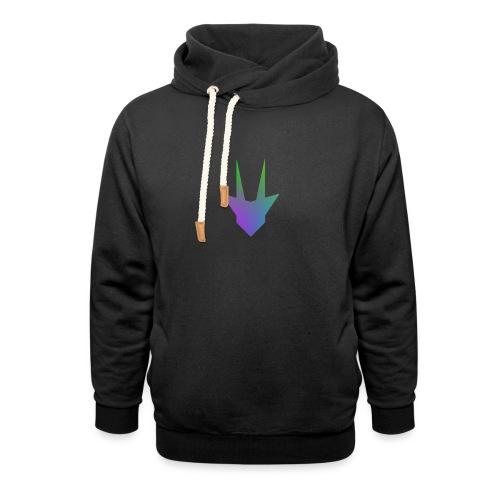 Quantum Rainbow - Shawl Collar Hoodie