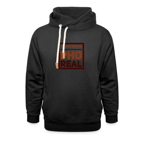trust me i'm Pho Real - Shawl Collar Hoodie