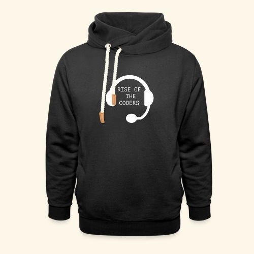 Rise of the Coders - Shawl Collar Hoodie