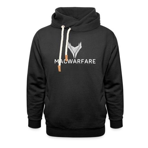 MacWarfare Channel Logo - Unisex Shawl Collar Hoodie