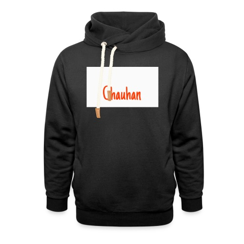 Chauhan - Unisex Shawl Collar Hoodie