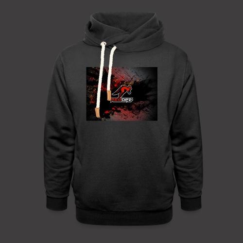 RedOpz Splatter - Shawl Collar Hoodie
