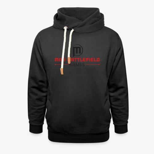 Mini Battlefield Games Logo - Shawl Collar Hoodie